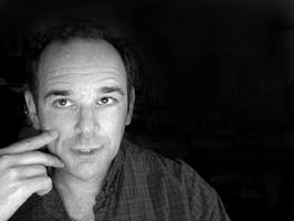 A pensive Gregory Hischak.