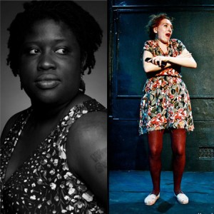Claudia Wilson, poet, and Antonia Lassar, playwright, feature at New and Improved on Monday, June 18.