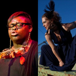 New & Improved features for July 9, 2012: Porsha Olayiwola and Karen Webb.