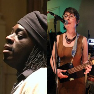 New & Improved features for Monday, July 16: Regie Gibson and Fey Rey and Freedom Sound.