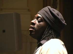 New & Improved poetry feature and workshop leader: 1998 National Poetry Slam champ and MFA poet Regie Gibson.
