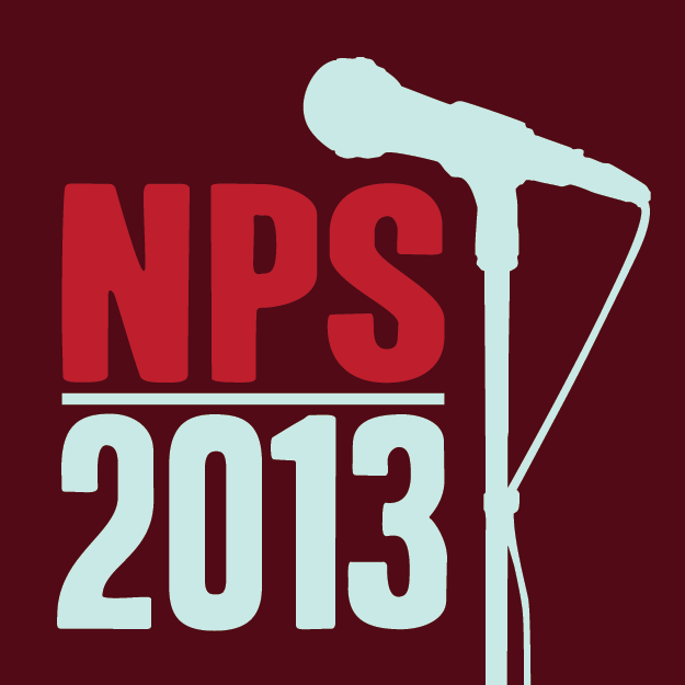 join us at the 2013 National Poetry Slam