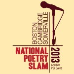 The National Poetry Slam returns to Boston, August 13-17!