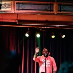 Hanif Abdurraqib, Columbus poet and NPS 2013 favorite.