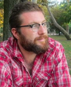 Appalachian writer Jacob Rakovan.