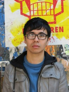 NYC poet Ocean Vuong.