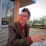 Scott Beal, Ann Arbor poet and educator.
