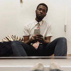 Moonlighting feature Ghanian-Boston Emmanuel Oppong-Yeboah.