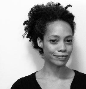 Somerville Poet Laureate Nicole Terez Dutton.