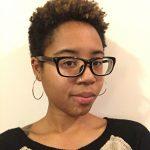 Maya Phillips, Brooklyn poet and 2011 Boston Poetry Slam Team member.