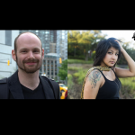Cantab Feature for Wednesday, March 8, 2017: Raena Shirali & David Winter