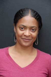 Boston Poetry Laureate Danielle Legros Georges. Photo by Priscilla Harmel.