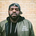 Columbus writer Hanif Abdurraqib. Photo by Andy Cenci.
