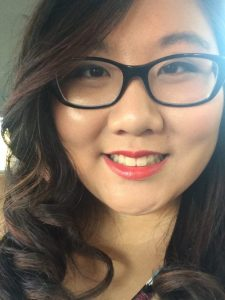 Nancy Huang, Write Bloody Chapbook Contest winner and VONA alum. Photo by the author.