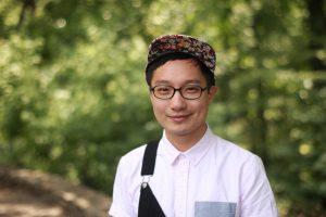 Rochester prizewinning poet Chen Chen. Photo by Jess X. Snow.