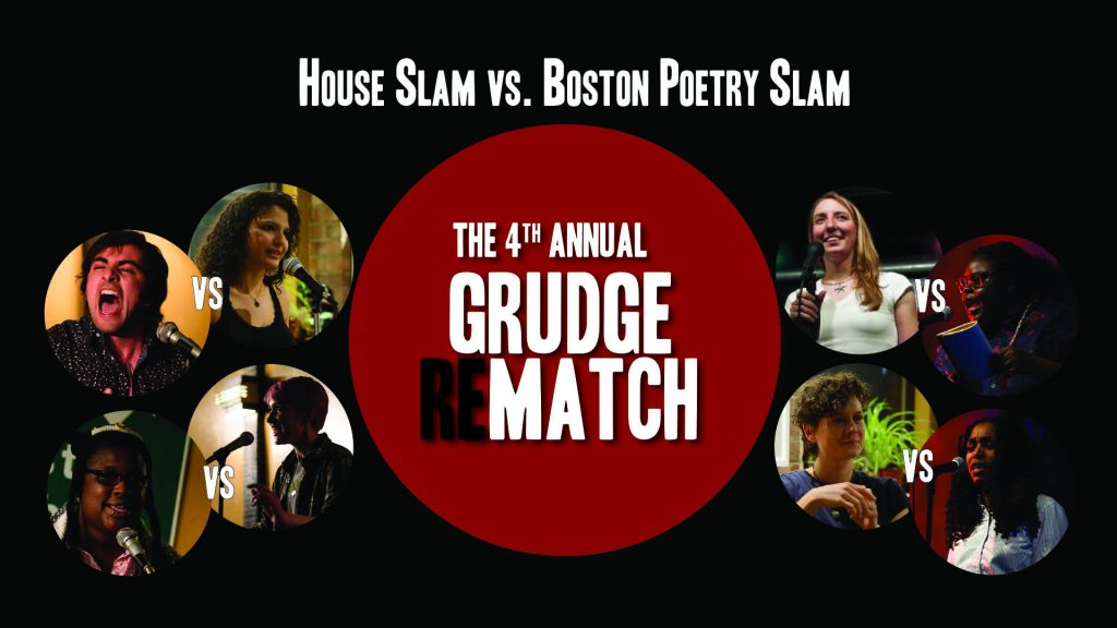 Thursday, March 29, 2018: the Fourth Annual Grudge Match! Graphic by Meaghan Ford.