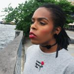 Poets House Fellow and MFA candidate Jasmine Reid. Photo courtesy by Zahra Chevannes.
