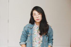 Kundiman Fellow Franny Choi. Photo by Graham Cotten.