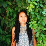 San Antonio poet and Academy of American Poets prizewinner Ariana Brown. Photo by Adam Hamze.