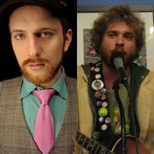 Erich Haygun and Steve Subrizi, co-features at New and Improved on Monday, June 11.