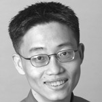 Comedian Joe Wong.