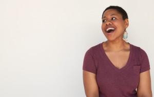 Sasha Banks, poet and educator from Ft. Worth.