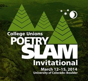 Logo for CUPSI '14 in Boulder, Colo.