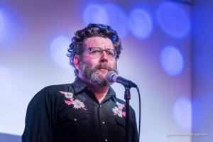 Denver poet and 2015 NPS Finalist Eirean Bradley. Photo by Adam Rubinstein for NPS2015 and Poetry Slam, Inc.