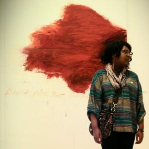 Philadelphia poet Lauren Yates.