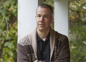 Omaha poet and Pushcart winner Matt Mason. Photo by Laurie and Charles Kay.
