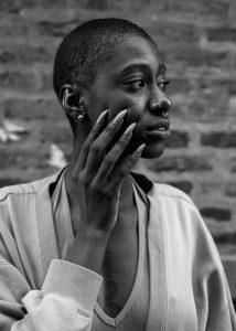 Raych Jackson, Chicago educator and poet. Photo by RJ Eldridge.