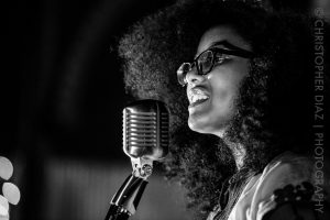 Ariana Brown, Academy of American Poets Prizewinner. Photo by Christopher Diaz.