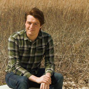 Local poet and listener Tim Pettus (Tim H.). Photo by Tori Dowd.